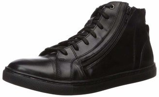 Stacy Adams Men's Wyn Cap Toe Side Zipper Boot Fashion Sneaker