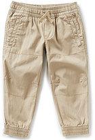 Ralph Lauren Little Boys 2T-7 Canvas Jogger Pants