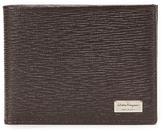 Salvatore Ferragamo Revival Leather Bi Fold Wallet