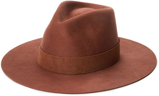 Janessa Leone Cotta Wool Bolero Hat