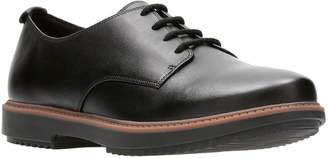 Clarks Collection By Raisie Bloom Leather Oxfords