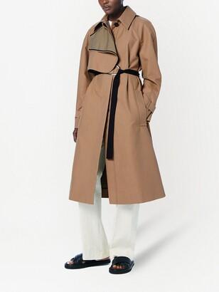 VVB Oversized Trench Coat