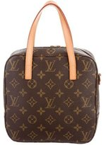 Louis Vuitton Monogram Spontini Bag