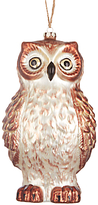 John Lewis Highland Myths Large Boxed Owl Bauble