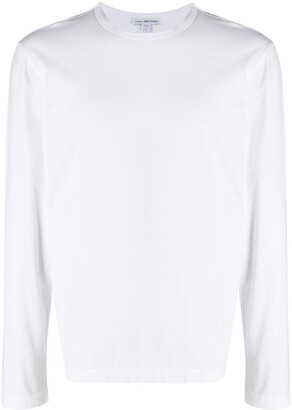 James Perse plain longsleeved T-shirt