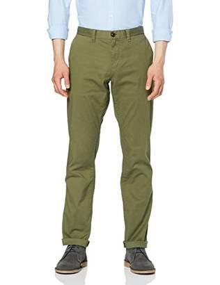 Tommy Hilfiger Men's Regular Mercer Chino Org Str TWL Trouser, -W32/L34 (Manufacturer size: 3432)