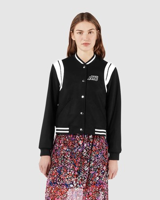 Maje Berry Jacket