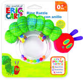 Eric Carle The World Of Very Hungry Caterpillar Ring Rattle