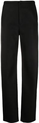 Totême Straight-Leg Wool Suit Trousers