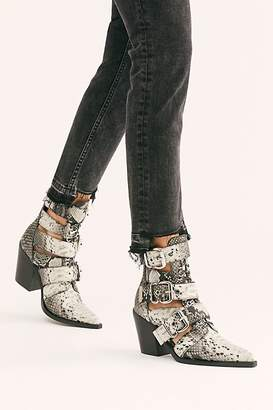 Jeffrey Campbell Cole Western Boot by at Free People