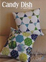 Jaybird Quilts JBQ125 Candy Dish Pillows