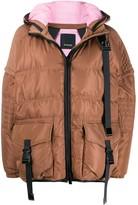 Pinko Padded Puffer Coat