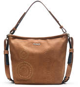 Desigual Brown Shoulder Bag