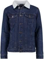 Urban Classics Denim Jacket Dark Blue