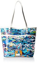 Sakroots Artist Circle Clear Xl Tote Bag
