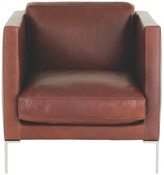 New Man NEWMAN leather armchair