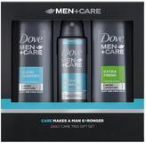 Dove Men+ Care Daily Care Trio Gift Set