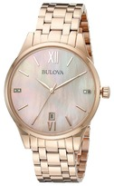 Bulova Diamonds - 97P113