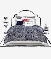 Kate Spade Eyelet Cotton Twill Comforter Mini Set
