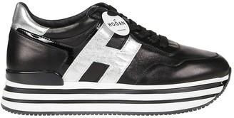 Hogan Midi Platform Sneakers