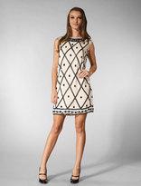 Jewel Dress in Pearl Ivory