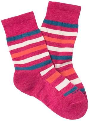 FEETURES SOCKS Wild Berry Crew Socks