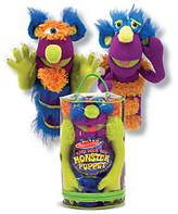 Melissa & Doug Melissa Doug Make Your Own Monster Puppet