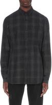 The Kooples Monochrome check shirt