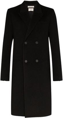 Bottega Veneta Classic Double-Breasted Coat