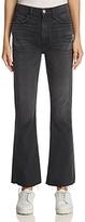 Current/Elliott Raw-Hem Bootcut Jeans in Edgebrook