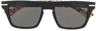 Cutler & Gross 1357-02 Square-Frame Sunglasses