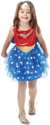 Dc Comics Girls Wonder Woman Costume