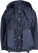 Kenzo Fabric Jacket with Hood