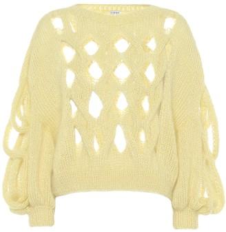 Loewe Mohair-blend sweater