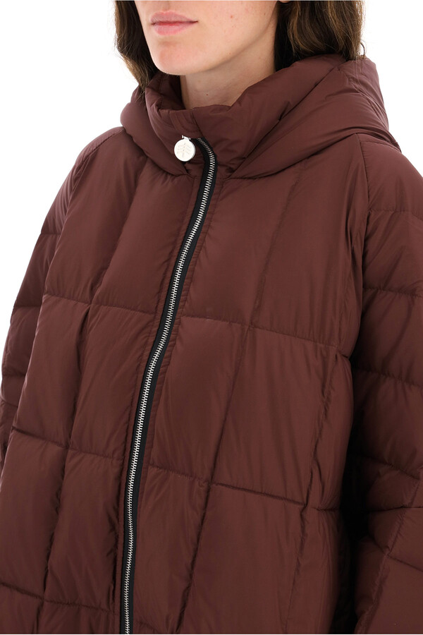 Thumbnail for your product : Ienki Ienki PYRAMIDE DOWN JACKET S Red,Purple Technical