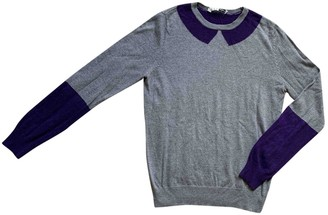 BA&SH Grey Cotton Knitwear for Women