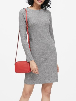 Banana Republic Luxespun Raglan T-Shirt Dress