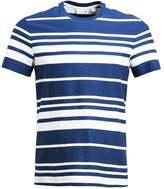 Lacoste Print Tshirt Inkwell/white