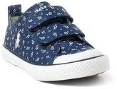 Ralph Lauren Camden Canvas EZ Sneaker