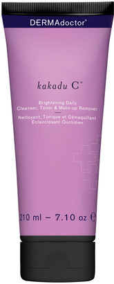 Dermadoctor Kakadu C Brightening Daily Cleanser, Toner & Make-Up Remover 210Ml
