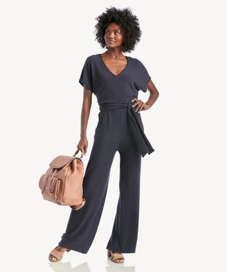 LAmade Women's Gabriella Romper In Color: Dark Night Size XS From Sole Society