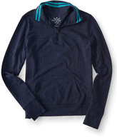 Prince & Fox Solid Half Zip Top