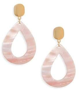 Nest Women's Mother-of-Pearl Drop Earrings