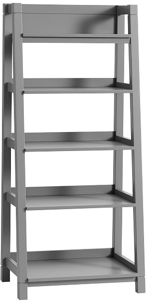 Pottery Barn Kids Morgan Leaning Bookcase