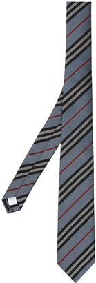 Burberry Icon stripe tie