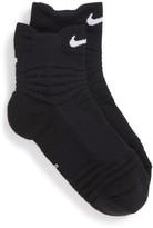 Nike Boy's 'Elite Basketball' Dri-Fit Cushioned Quarter Socks
