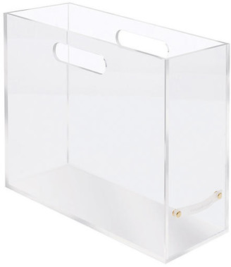 Russell + Hazel Acrylic Slim File Box