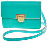 Brian Atwood Marilyn Leather Crossbody Bag