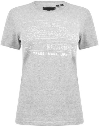Superdry Outline T-Shirt