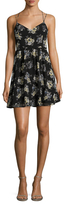 Lucca Couture Srappy Back Mini Dress